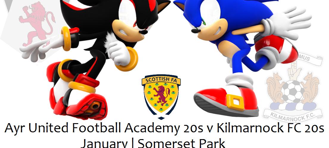 Ayr United Football Academy   Head to head clash with Kilmarnock   Scottish FA Youth Cup
