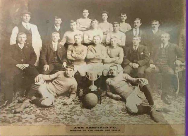 Ayr United Football Memories